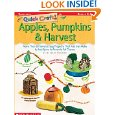 Quick Crafts: Apples, Pumpkins, and Harvest